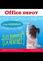 Prospectus Office DEPOT : Office Depot, l'expert de la rentrée !