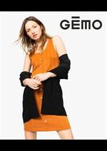 Prospectus Gemo : Robe Femme