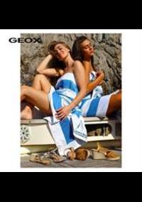 Prospectus Geox PARIS : Collection Été 2019