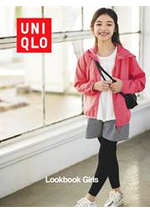 Prospectus Uniqlo : Lookbook Girls