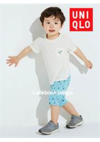 Prospectus Uniqlo So Ouest : Lookbook Baby's
