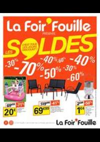 Prospectus La Foir'Fouille : Soldes Foir