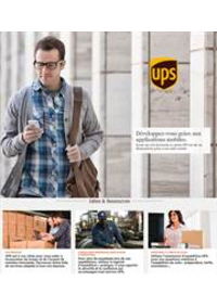 Prospectus UPS Access Point Lattes : Services Ups