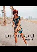 Prospectus Promod : Tenue d'Été