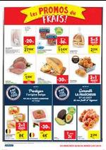 Prospectus Carrefour Market : Les promos du frais : offres valables à partir du 26 juin