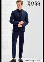 Prospectus Hugo Boss : Wedding Style