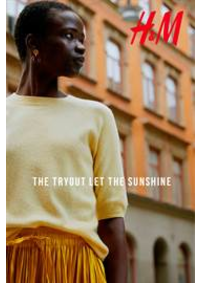 Prospectus H&M Anderlecht : The tryout let the sunshine