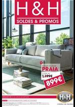 Prospectus H&H : Soldes & Promos