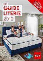 Prospectus BUT : Guide Literie 2019