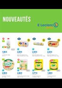 Prospectus E.Leclerc drive Vern-Sur-Seiche : Nouveautés