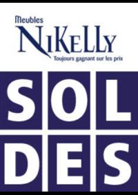 Promos et remises Meubles Nikelly : Soldes