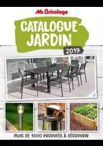 Prospectus Mr. Bricolage : Decouvrez notre Guide Jardin 2019 !