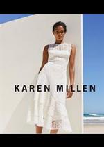 Catalogues et collections Karen Millen : Collection Blanc