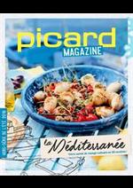 Prospectus Picard : Picard Mag Juillet Aout