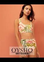 Prospectus Oysho : Bain et Beachwear
