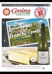 Bons Plans Supermarchés Casino MORTEAU : Savoureuse Bourgogne Franche-Comté