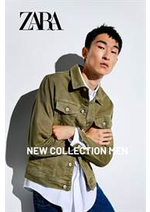 Catalogues et collections ZARA : Nouvelle collection hommes