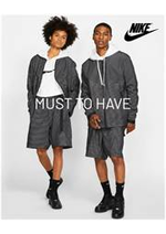 Catalogues et collections Nike : Must to have