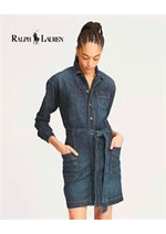 Catalogues et collections RALPH LAUREN : Collection Robes