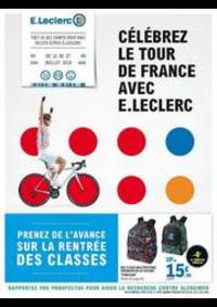Prospectus E.Leclerc CHAUMONT : Catalogue E.Leclerc