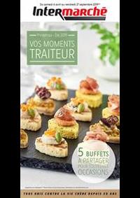 Prospectus Intermarché Super Bondy : Vos Moments Traiteur