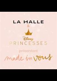 Prospectus La Halle Chaumont : Nouvelle Collection