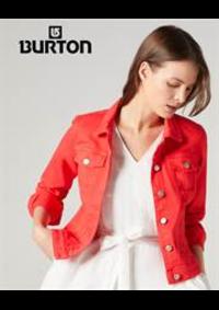 Prospectus Burton CLERMONT FERRAND : Vestes Femme
