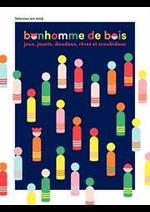 Prospectus Le bonhomme de bois : ÉTÉ 2019