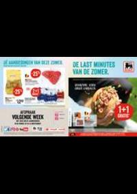 Prospectus Supermarché Delhaize Amay : Folder Delhaize