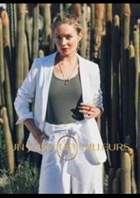 Prospectus Un jour ailleurs ERMONT : Vestes Femme