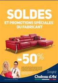 Prospectus Château d´Ax Herblay : Soldes jusqu'à -50%