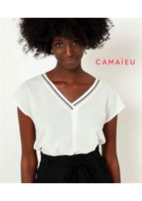 Prospectus Camaieu ARGENTEUIL : Collection T-Shirts & Chemises