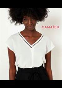 Prospectus Camaieu ARGENTEUIL : Collection T-Shirts & Chemises