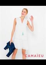 Catalogues et collections Camaieu : Collection Robes