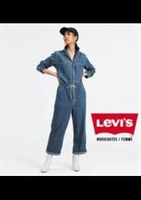 Prospectus Levi's Store Parinor : Nouveautés / Femme