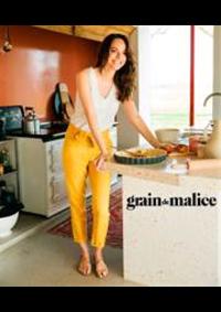 Prospectus Grain de Malice Carré Sénart - Melun  : Pantalons Femme