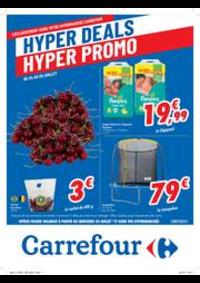 Prospectus Carrefour BIERGES : Hyper deals Hyper promo