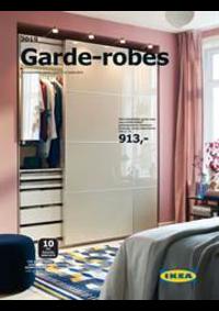 Prospectus IKEA HOGNOUL : Wardrobe
