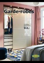 Prospectus IKEA : Wardrobe