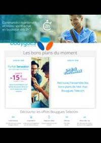 Prospectus Bouygues Telecom EPINAY SUR SEINE : Offres Bouygues Telecom