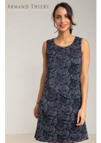 Prospectus Armand Thiery CLAYE-SOUILLY : Collection Robe