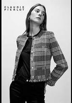 Catalogues et collections Claudie pierlot  : Vestes Femme