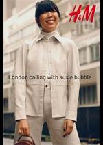 Promos et remises  : London calling