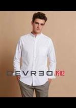 Prospectus Devred 1902 : Chemises Nouvelle