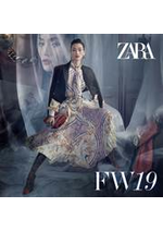 Prospectus ZARA : FW19 Campaing