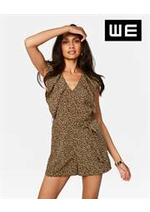 Catalogues et collections WE Fashion : Combinaison Femme