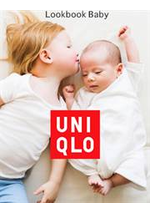 Catalogues et collections Uniqlo : Lookbook Baby