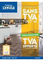Prospectus Ixina : Sans TVA tout va