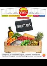 Prospectus Grand Frais : Promotions