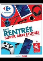 Prospectus Carrefour : Une rentrée super bien étudiée !